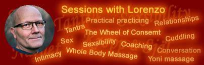 Sessions with Lorenzo Tantra Massage Sex Whole Body Massage