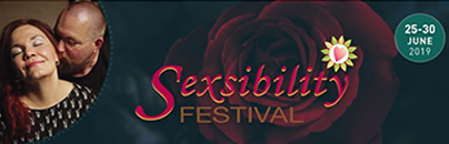 Sexsibility Festival Tantra Sexualitet Ångsbacka 2019