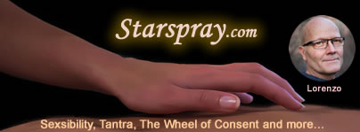 Starspray News Sexsibility Tantra the Wheel of Consent